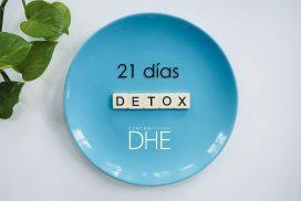Reto Detox 21 días de Centro DHE