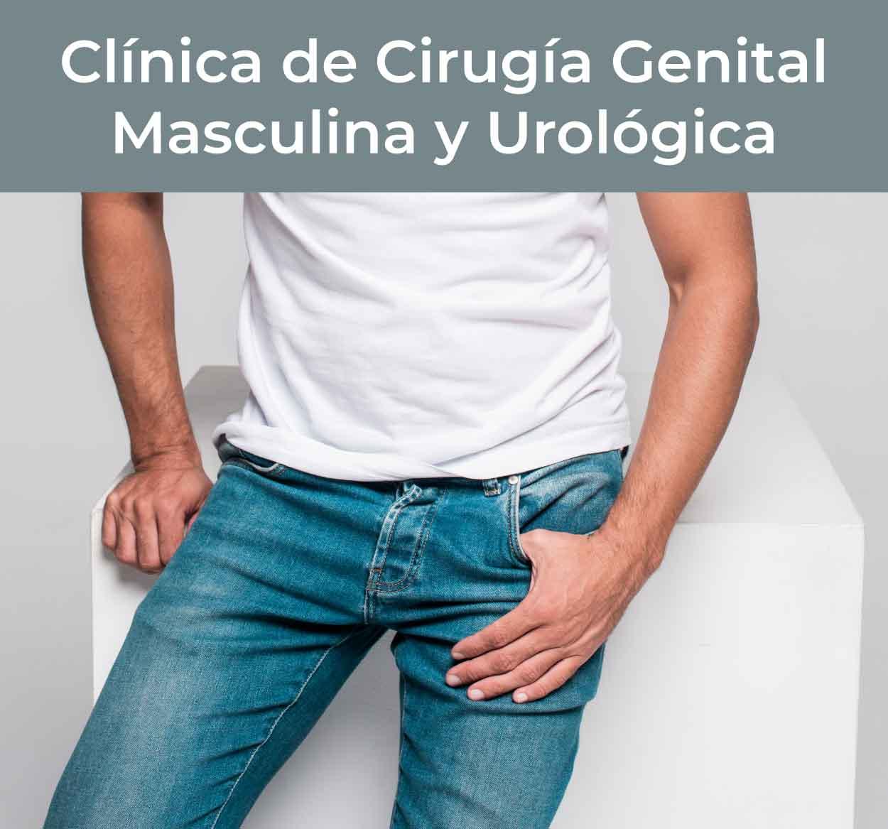Clínica de Cirugía Genital Masculina y Urológica