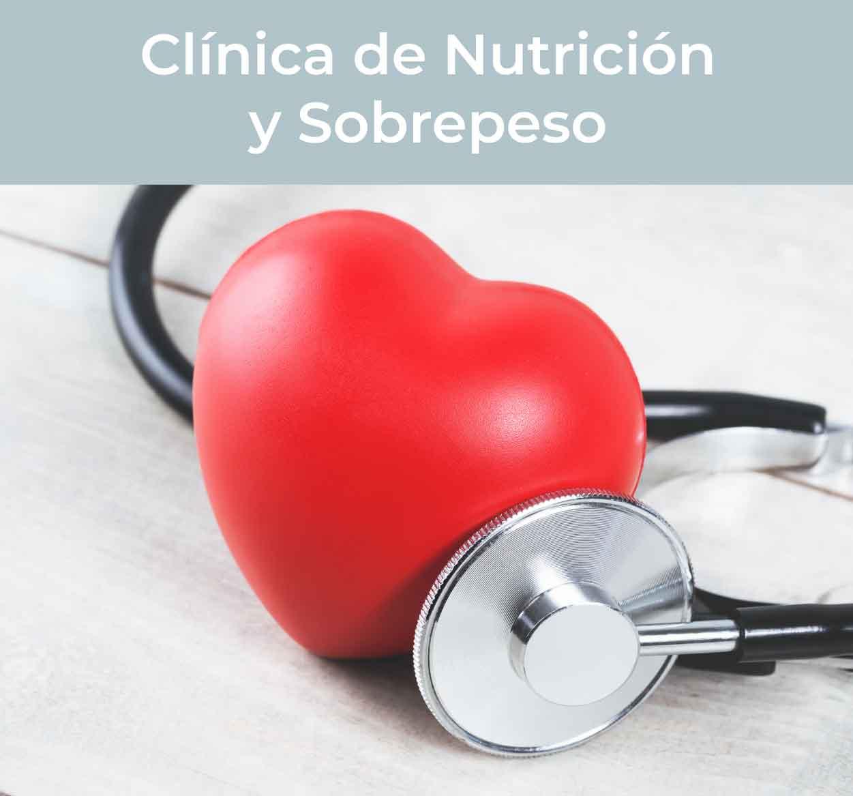 Clínica de Nutrición y Sobrepeso